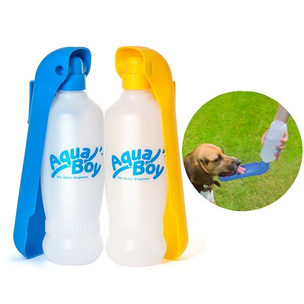 Savic Aqua Boy походная поилка для собак, пластик 0.5л ##от компании## MY PET - ##фото## 1