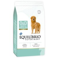 Сухой лечебный корм для собак Equilibrio Veterinary Dog Ожирение, диабет 2кг