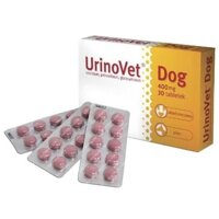 VetExpert UrinoVet Dog(Уриновет) поддержание и восстановление функций мочевой сист. 30таб. в Киеве от компании MY PET