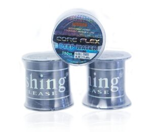 Леска Bratfishing Core Flex Deep Water 300м 0,25мм