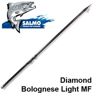 Удилище Salmo Diamond BOLOGNESE LIGHT MF 400 2244-400