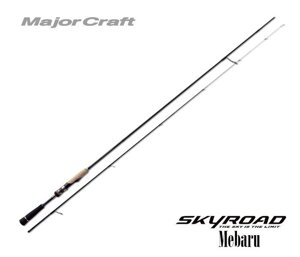 Cпиннинг Major Craft SkyRoad Mebaru SKR-T732M 2.21м (0.5-7гр)