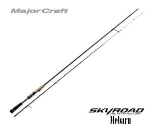 Cпиннинг Major Craft SkyRoad Mebaru SKR-S702M 2.13м (0.5-5гр)
