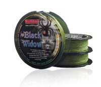 Шнур BratFishing Black Widow Yellow 125м 0,21мм в Днепропетровской области от компании MEGASNASTI