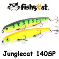 Воблер Fishycat Junglecat 140SP в Днепропетровской области от компании MEGASNASTI