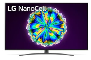 Телевизор LG 49NANO863NA Настоящий 4K, Технология NanoCell 2020 , Процессор α7 III поколения 4K, Full Array Dimming в Волынской области от компании Telemaniya